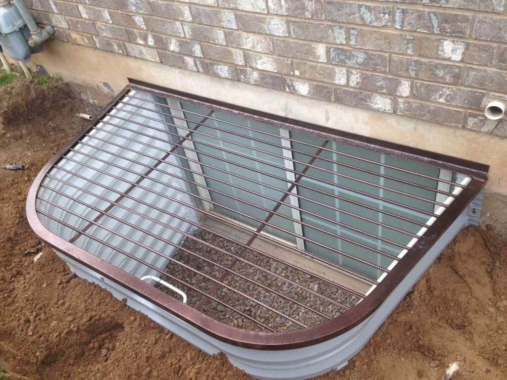 Utah Window Well Covers Window Wells By Torrozo
